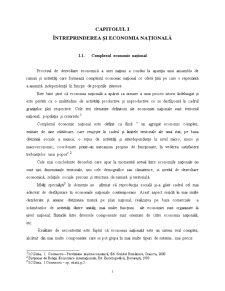 Economia Întreprinderii - Pagina 1