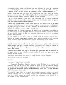 Aspecte Generale Privind Grupurile de Societăți și Consolidarea Conturilor - Pagina 5