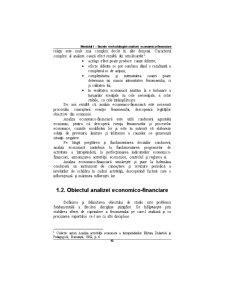 Analiza economico-financiară - Pagina 5