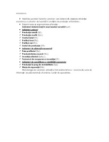 Eficiența Economică la Cultura de Lucernă - Pagina 5