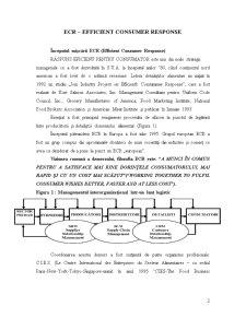 Economie Agroalimentara - Efficient Consumer Response - Pagina 2
