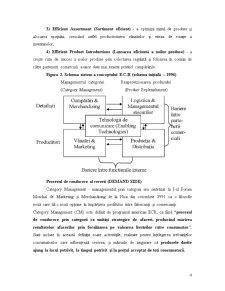 Economie Agroalimentara - Efficient Consumer Response - Pagina 4