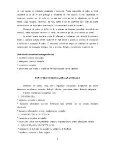 Comunicarea Comerciala la SC Fly Level SRL - Pagina 4
