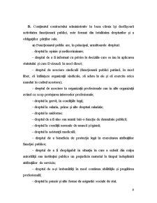 Continutul Contractului Individual de Munca 2011 - Pagina 4