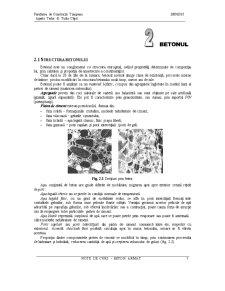 Cursuri Beton - Pagina 1