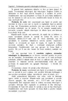 Bazelele Tehnologiilor de Fabricare - Pagina 5