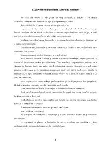 Organizarea și Exercitarea Profesiei de Avocat - Pagina 4
