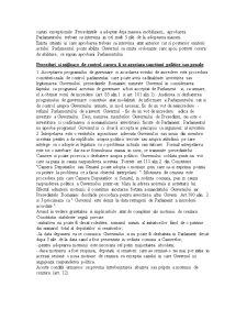 Drept Parlamentar - Sinteza Materie - Pagina 2