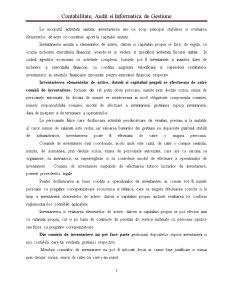 Reglementarile Contabile Privind Inventarierea Activelor, Datoriilor si Capitalurilor Proprii - Evaluarea la Inventariere si Bilant - Pagina 2