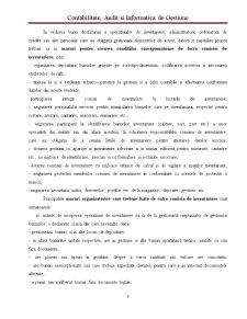 Reglementarile Contabile Privind Inventarierea Activelor, Datoriilor si Capitalurilor Proprii - Evaluarea la Inventariere si Bilant - Pagina 3