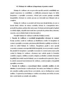 Notiuni Privind Contabilitatea, Functiile si Principiile de Baza ale Acesteia - Pagina 1