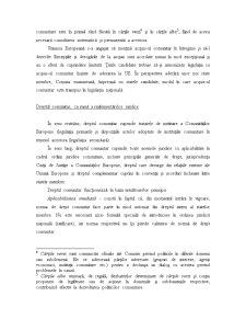 Ordinea Juridică Comunitară - Pagina 3