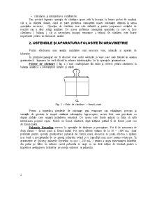 Gravimetrie - Pagina 2