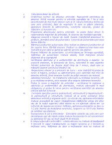 Actiunea Erbicidelor in Plante si Influenta asupra Proceselor Metabolice - Pagina 2