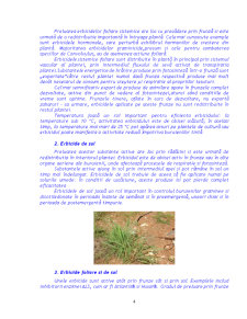 Actiunea Erbicidelor in Plante si Influenta asupra Proceselor Metabolice - Pagina 4