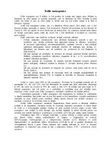 Bolile Monogenetice - Pagina 1