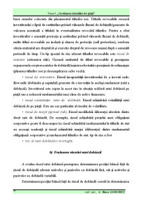 Gestiunea Riscurilor Financiar-Bancare - Pagina 5