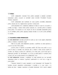 Actul Administrativ de Autoritate - Pagina 2