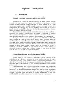 Politica Comerciala a Romaniei in Domeniul Agroalimentar - Pagina 3
