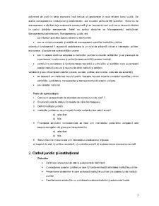 Managementul si Marketingul Institutiilor Publice - Pagina 3