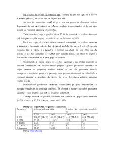 Evolutia Comertului International pe Grupe de Produse - Pagina 4