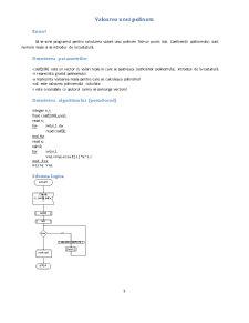 Bazele Programarii - Probleme cu Vectori - Pagina 3