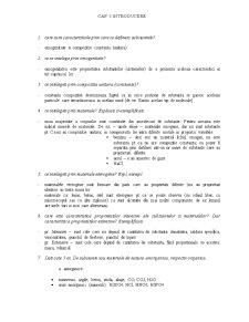 Chimie Generala - Pagina 1