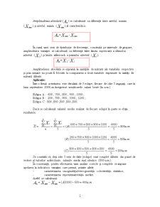 Indicatorii Variației - Pagina 2