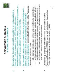 Dezvoltare Durabila - Pagina 2