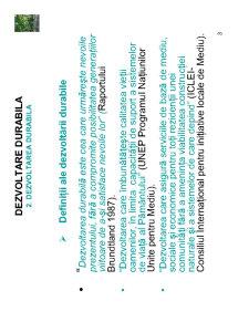 Dezvoltare Durabila - Pagina 3