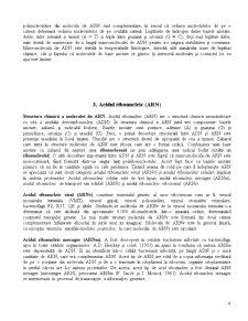 Rolul Acizilor Nucleici în Realizarea Diferitelor Caractere - Pagina 4