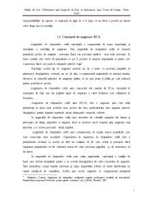 Studiu de Caz - Efectuarea unei Inspectii de Risc cu Intocmirea unui Dosar de Dauna - Piata Auto - Pagina 4
