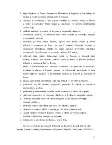 Descrierea Campaniei Sociale - Deschide Ochii, Organizata de Agentia Nationala Antidrog - Pagina 3