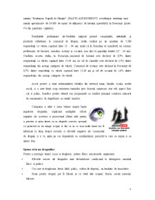Descrierea Campaniei Sociale - Deschide Ochii, Organizata de Agentia Nationala Antidrog - Pagina 4