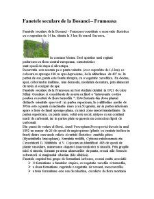 Rezervatii Naturale - Pagina 1