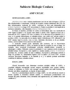 Subiecte Biologie Celulara - Pagina 1