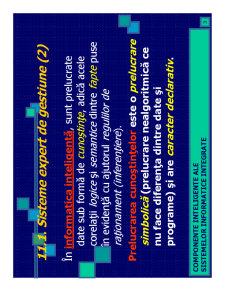 Componente Inteligente ale Sistemelor Informatice - Pagina 3