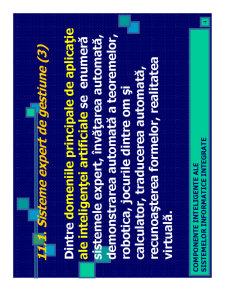 Componente Inteligente ale Sistemelor Informatice - Pagina 4