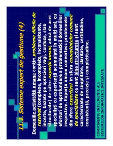 Componente Inteligente ale Sistemelor Informatice - Pagina 5