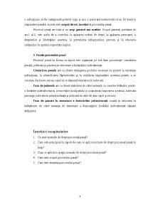 Drept Procesual Penal - Partea Generala - Pagina 4
