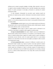 Drept Procesual Penal - Partea Speciala - Pagina 3