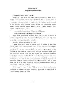 Drept Fiscal - Pagina 3