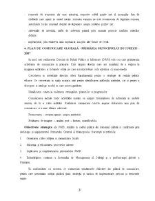 Comunicare Globala in Primaria Municipiului Bucuresti - Pagina 3