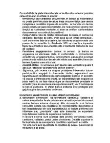 Acreditivul Documentar - Pagina 3