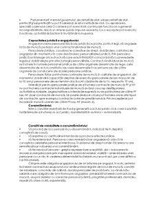 Dreptul Muncii - Contractul Individual de Munca - Pagina 3