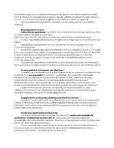 Dreptul Muncii - Contractul Individual de Munca - Pagina 5