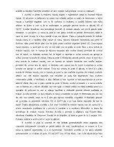 Ultimele Runde de Negociere din Cadrul GATT - Tokyo și Uruguay - Pagina 4