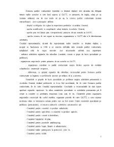 Rolul GATT în Reglementarea Comerțului Mondial - Pagina 3