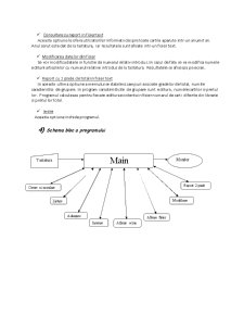 Algoritmi in Programare Despre Evidenta unei Biblioteci - Pagina 4