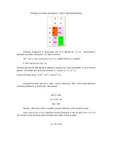 Elemente de Genetica Populațiilor - Pagina 4